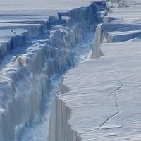 A Déli-sark nyugati részén a gleccserek negyedrésze instabillá vált