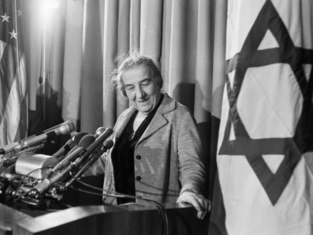 Keménység és szerénység: portré Golda Meirről