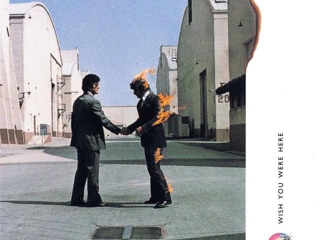 A Pink Floyd-borítók szabad alkotója: Aubrey Powell