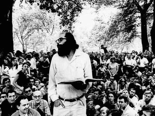 """""""Szívtál már füvet?"""" – kérdezte Allen Ginsberg Robert Kennedy-től"""