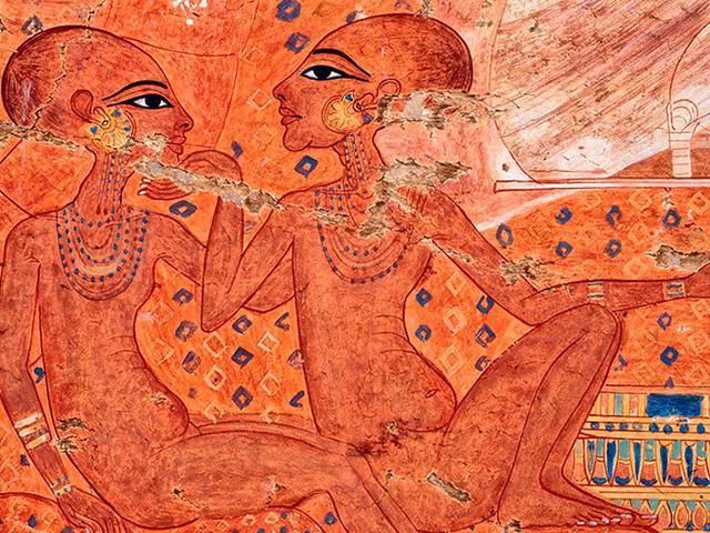 Eddig ismeretlen egyiptomi királynőre bukkant egy kanadai kutató