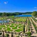A régi fényében Marie-Antoinette labirintusa Versailles-ban