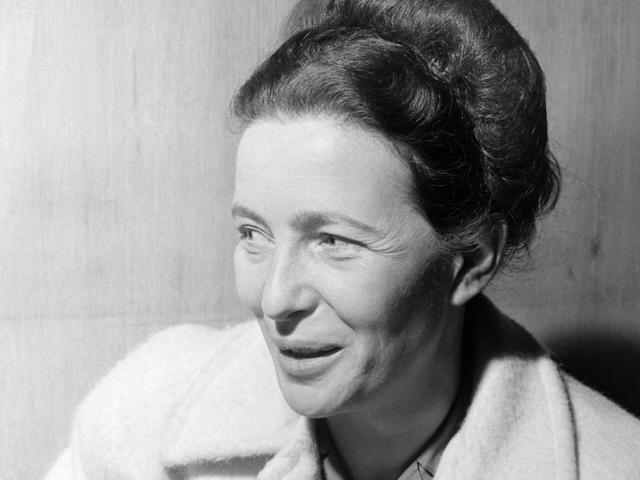Simone de Beauvoir lelki postája