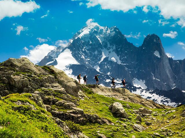 Korlátozzák a Mont-Blanc alpinistáinak számát