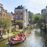 Utrecht, a lassúság dicsérete