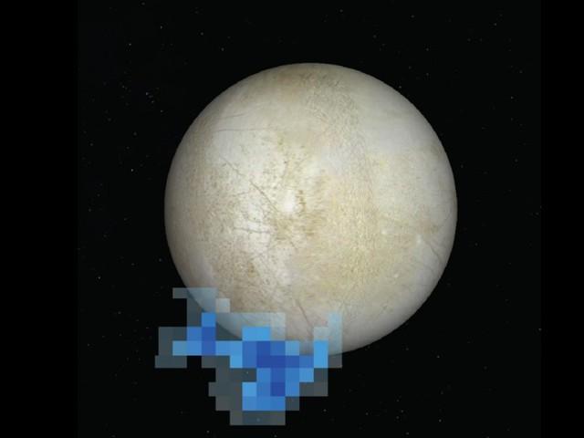 Víz van a Jupiter egyik holdján