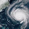 A hurrikánok lassabban távoznak a globális felmelegedés miatt