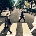 Abbey Road-i átkelés karanténhoz igazítva