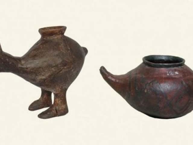 Több ezer éves cumisüvegek