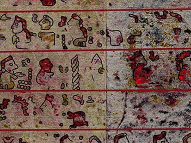 Feltárult egy közép-amerikai kódex titka
