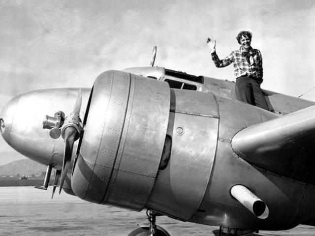 Amelia Earhart eltűnésének rejtélye