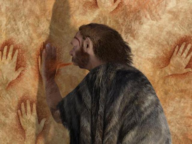 A neandervölgyi embernek finom keze volt