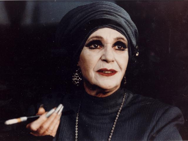 Egy liftben Margarida asszonnyal