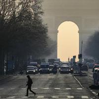 Új légszennyezés-mérés Párizsban