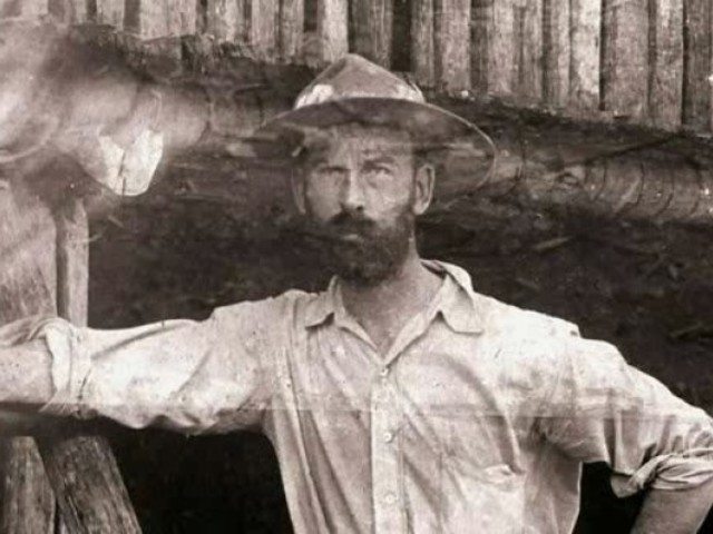 A valódi Indiana Jones