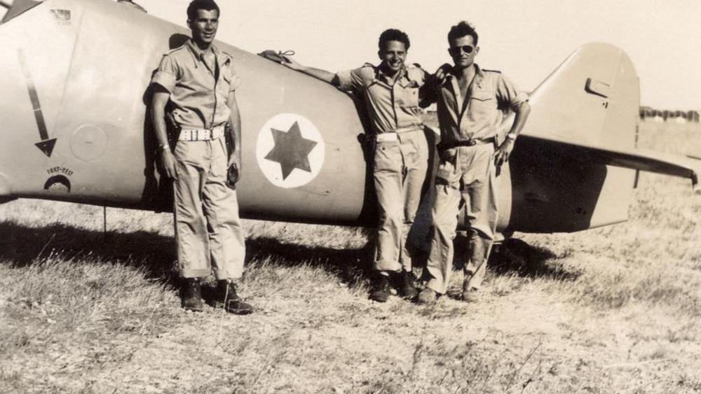 Spielbergék és Izrael hősei