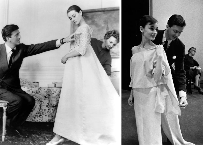 Audrey Hepburn időtálló divatot teremtett