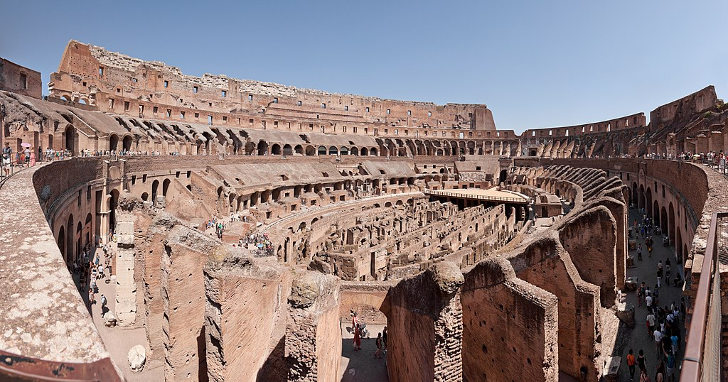 Eladó a Colosseum – digitális formátumban