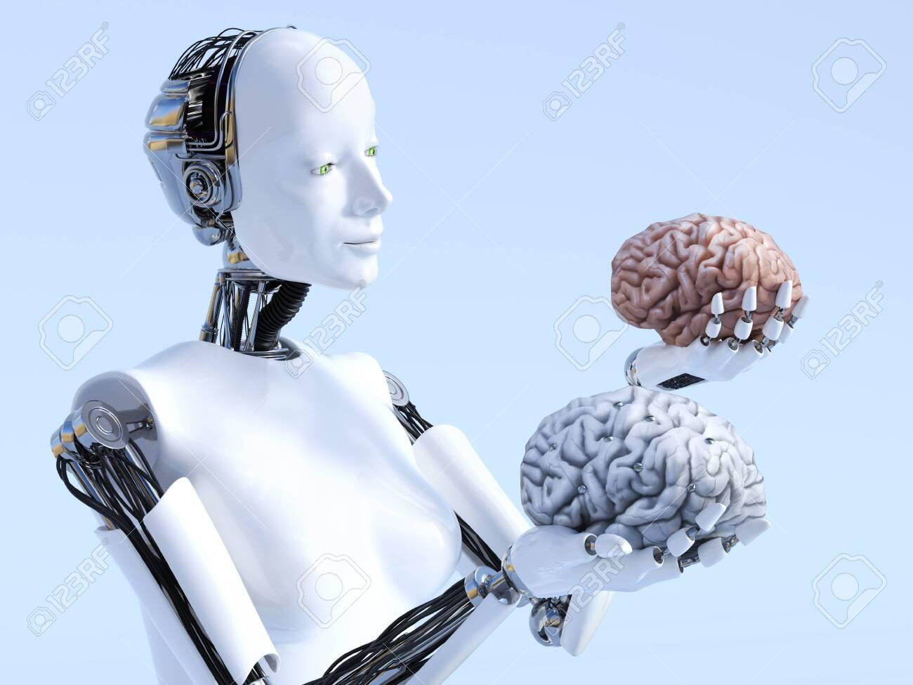 Rákapcsolni az emberi agyat egy robotra ma már nem lehetetlen