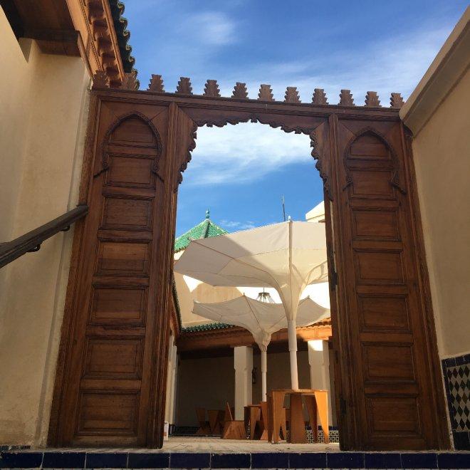 Újra kinyit Fez nagykönyvtára