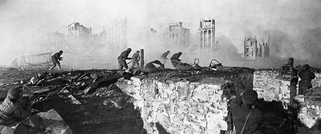 Régészek keresik Sztálingrád halottait
