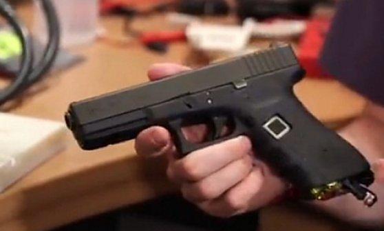 Intelligens pisztoly