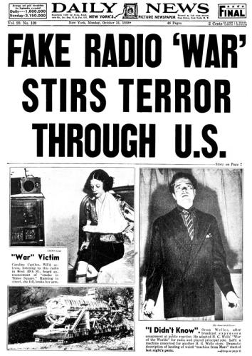 Aki pánikba ejtette Amerikát