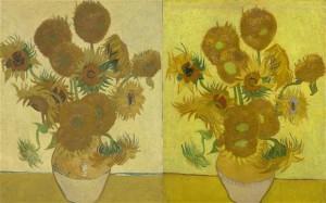 Van Gogh Napraforgó-legendái