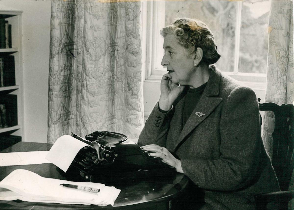 Agatha Christie öt titka