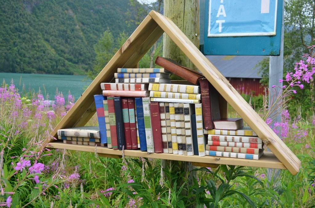 Ahol a könyvek száma a lakosságnak több mint 500-szorosa