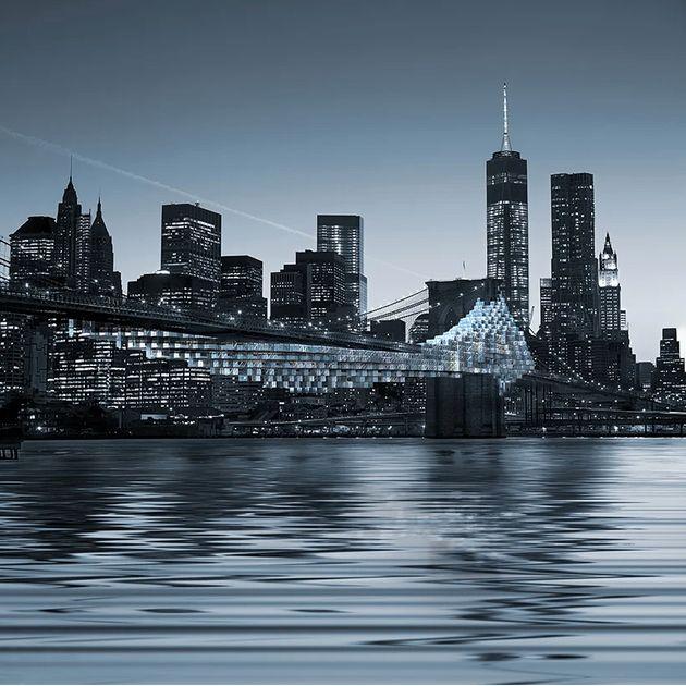 Várost álmodtak a Brooklyn-hídra
