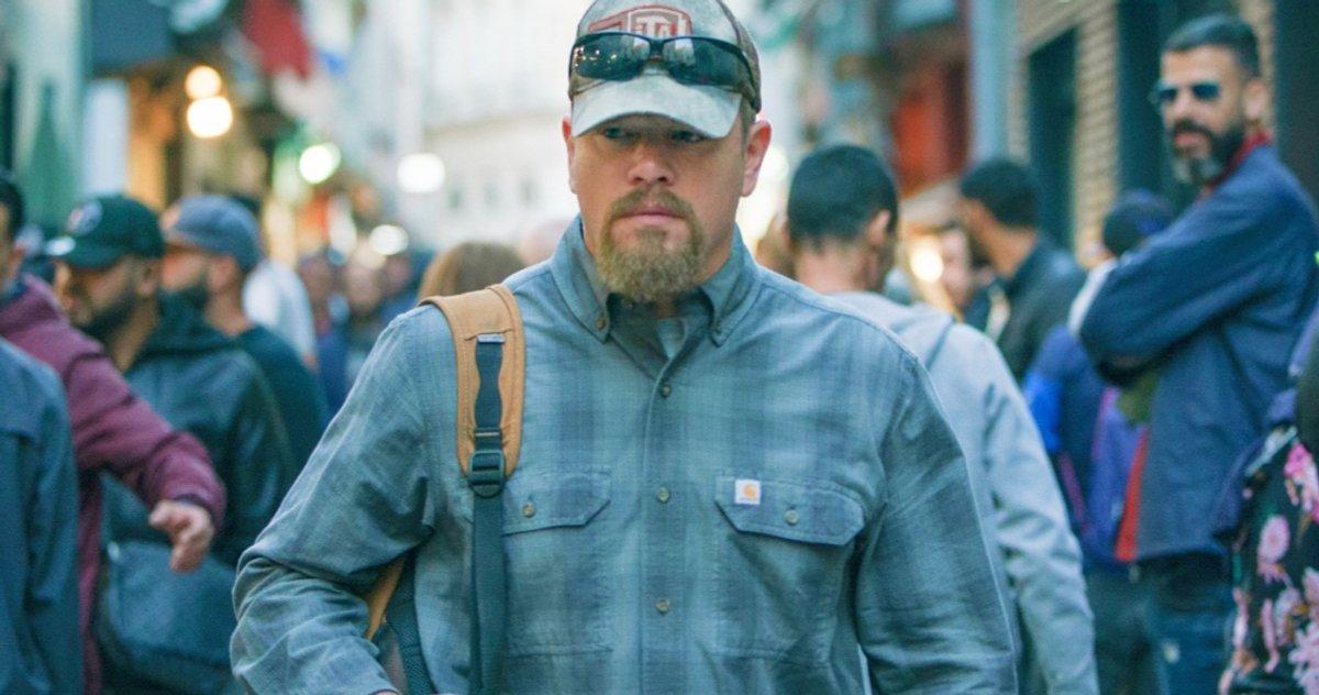 Matt Damon széttöri az átlag amerikai imázsát