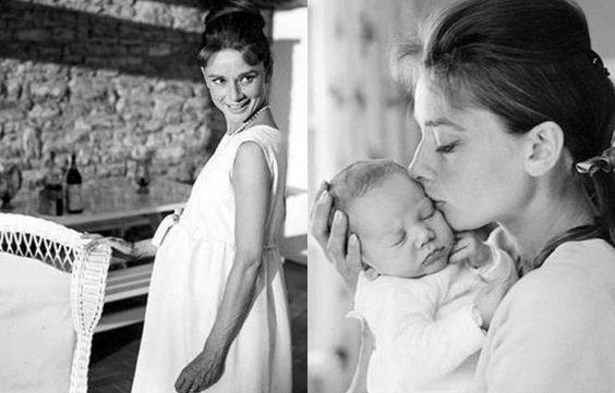 Audrey Hepburn szerelmi bánatai