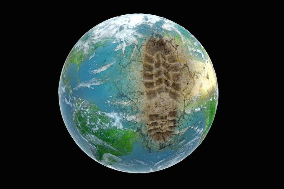 Az antropocén korszak 4 ezer évvel ezelőtt kezdődött