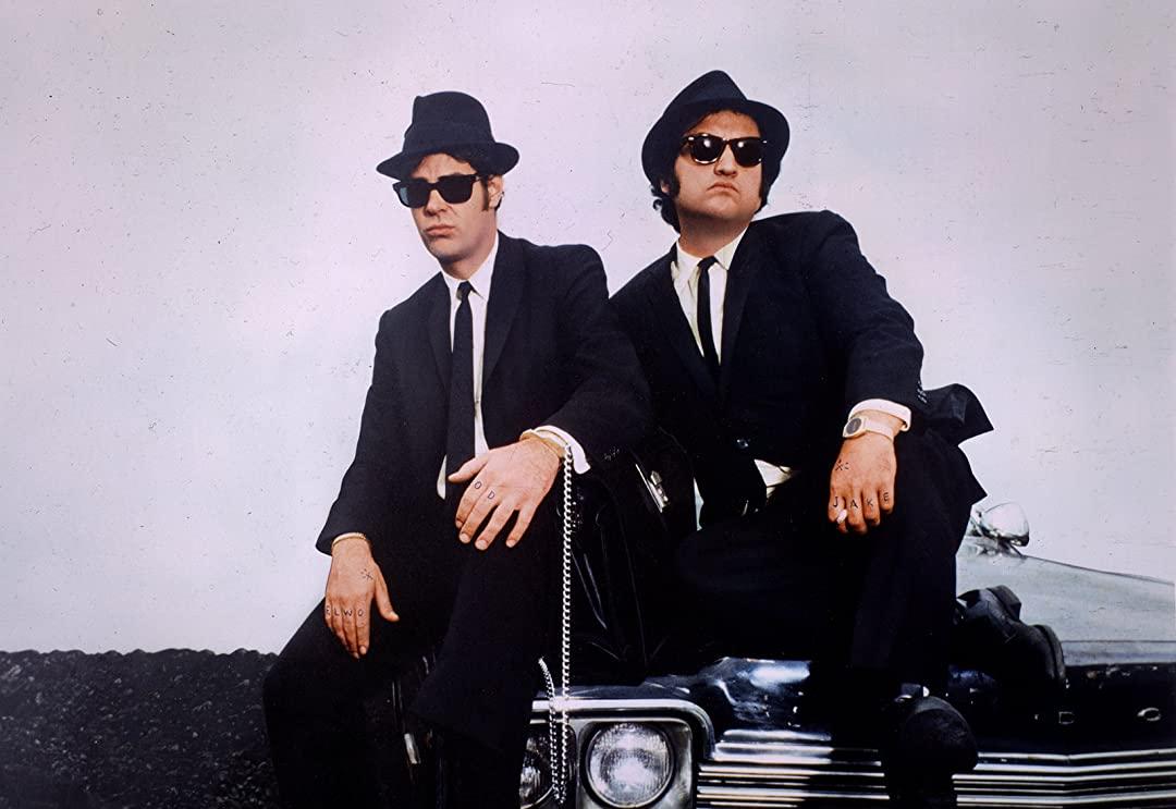 Negyven éve született Jake és Elwood Blues mítosza