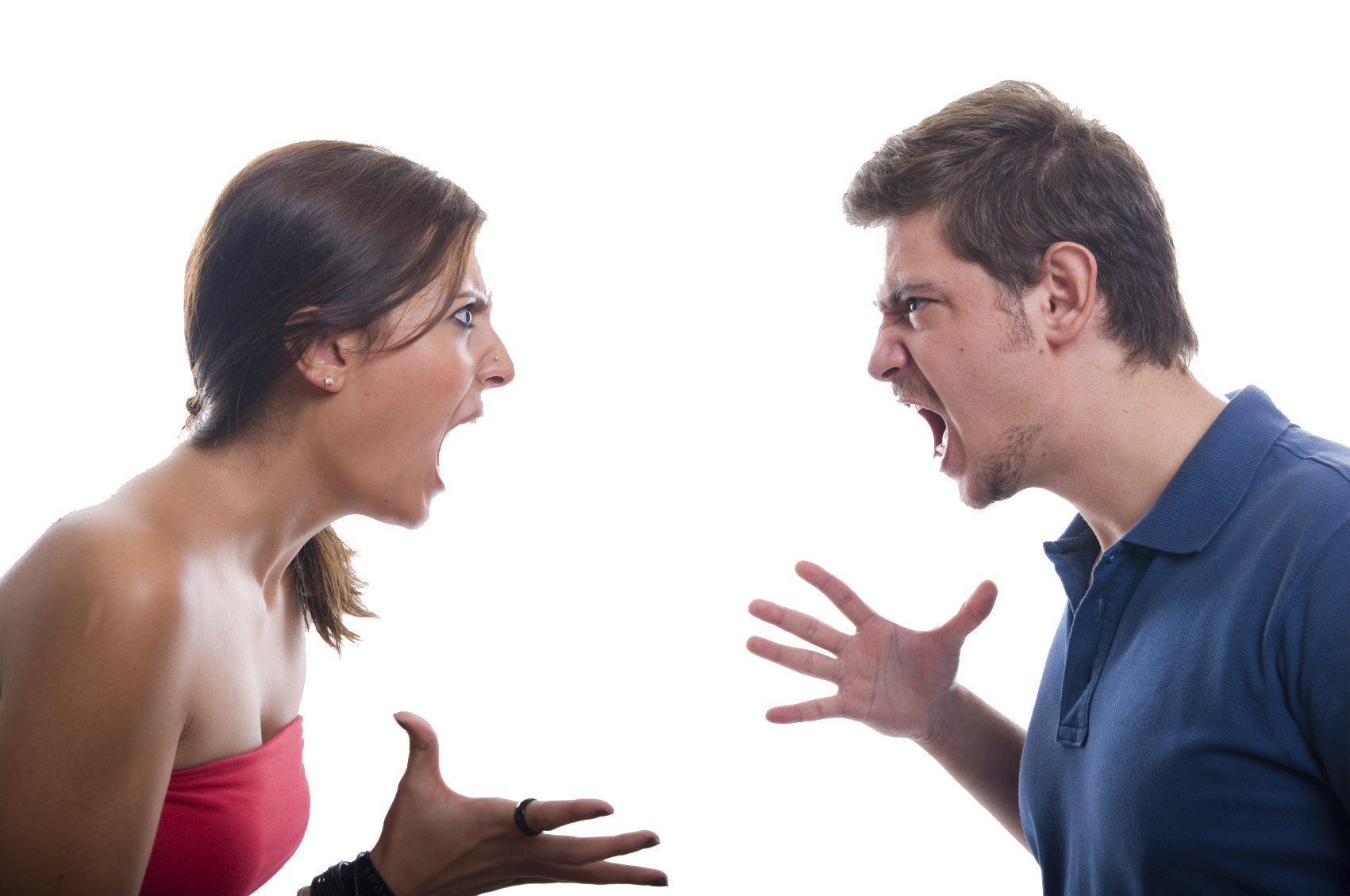 Tíz gyilkos mondat, amelyeket egy pár nem mondhat ki veszekedés közben -  Színek és foltok