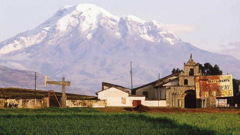 A Chimborazo nonpluszultrája
