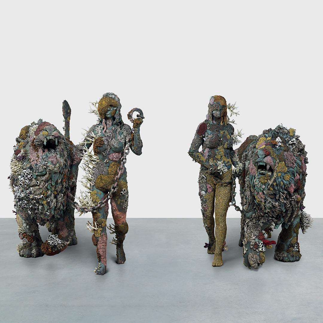 Damien Hirst kiállítása a Galleria Borghesében
