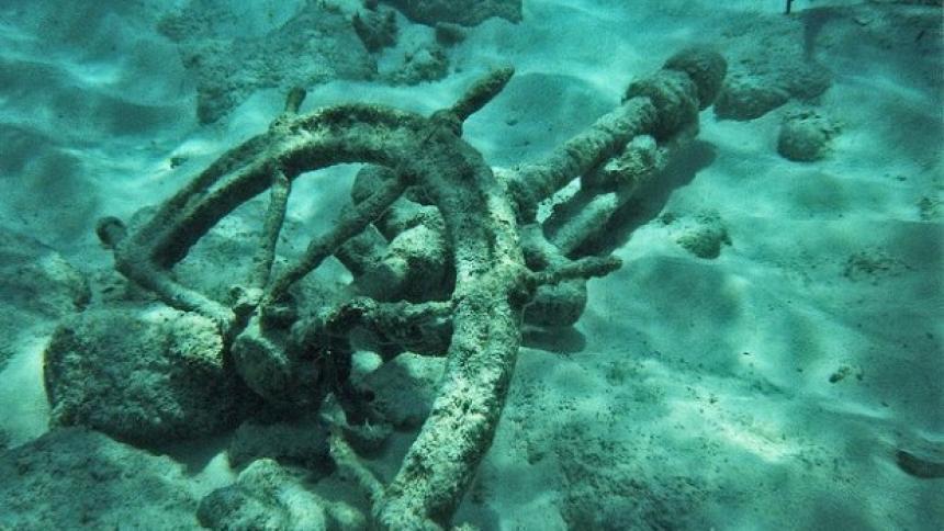 Hajótemetőt találtak a Fekete-tengerben