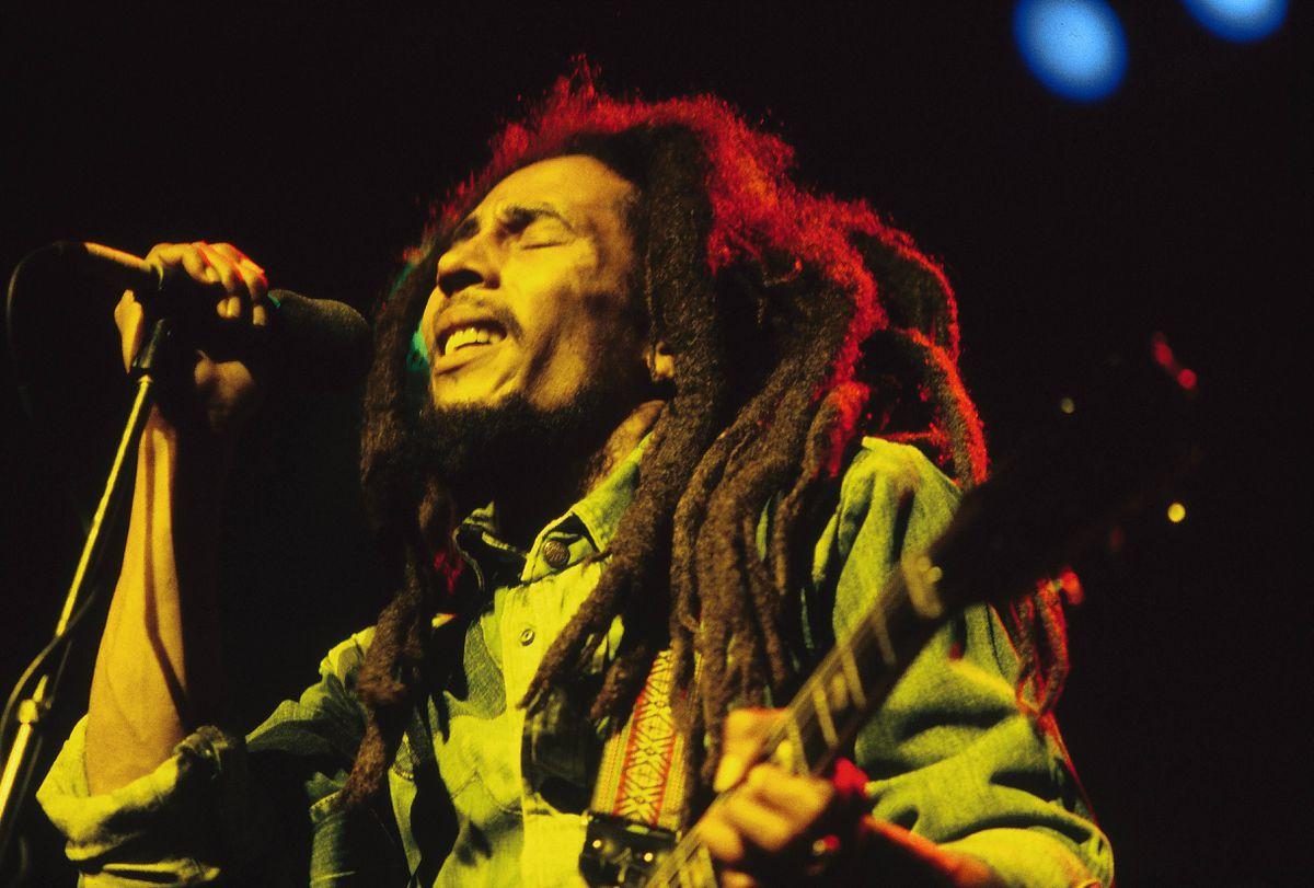 Bob Marley 40 éve ment el, de a zenéje ma is él