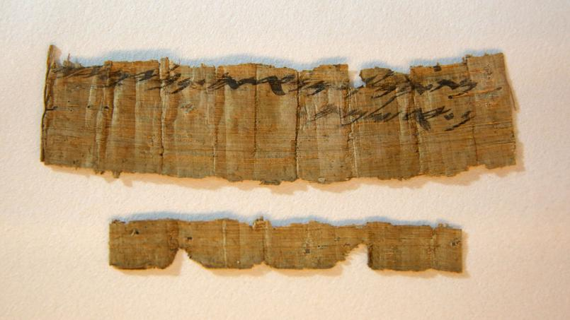 Jeruzsálem neve egy 2700 éves papíruszon