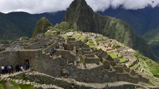 Veszélyben a Machu Picchu