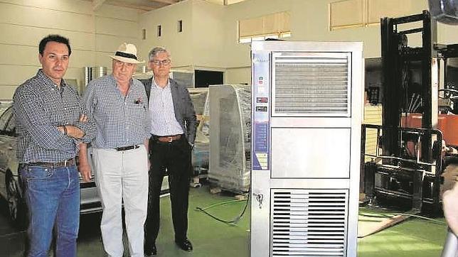 A levegőből csinál ivóvizet egy 82 éves spanyol mérnök