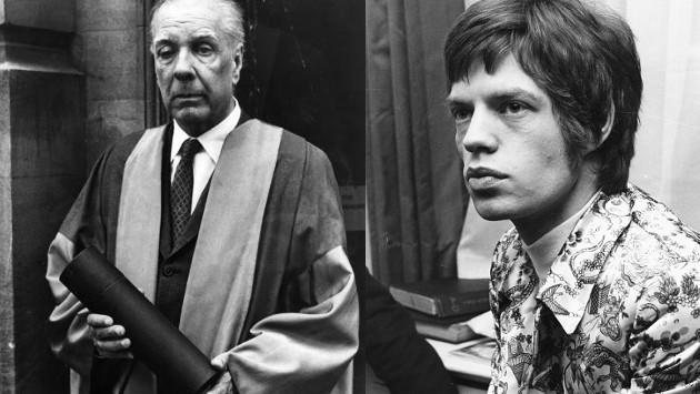 Amikor Borges Stones-t hallgatott