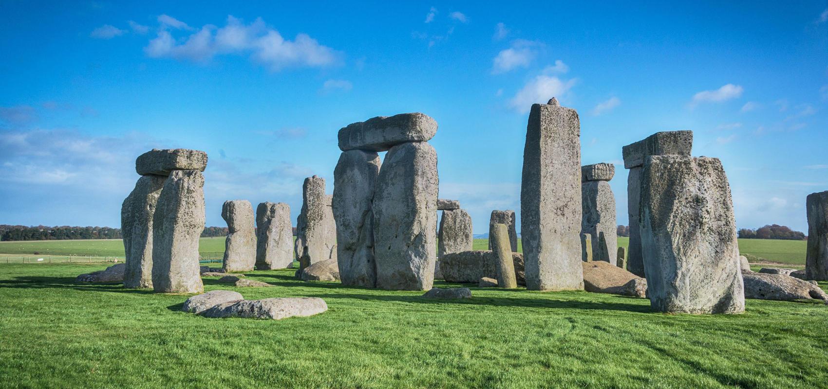 Stonehenge  építői Délről jöttek