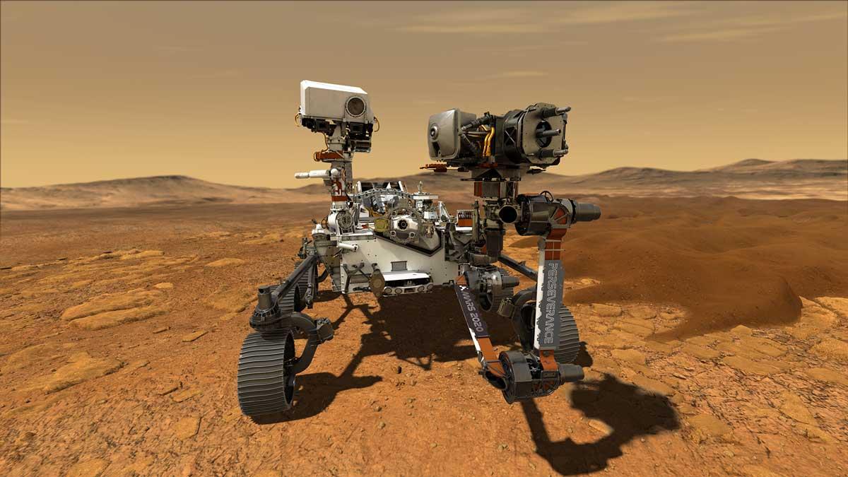 A NASA laboratóriumában születtek meg a Marson talált életjelek?
