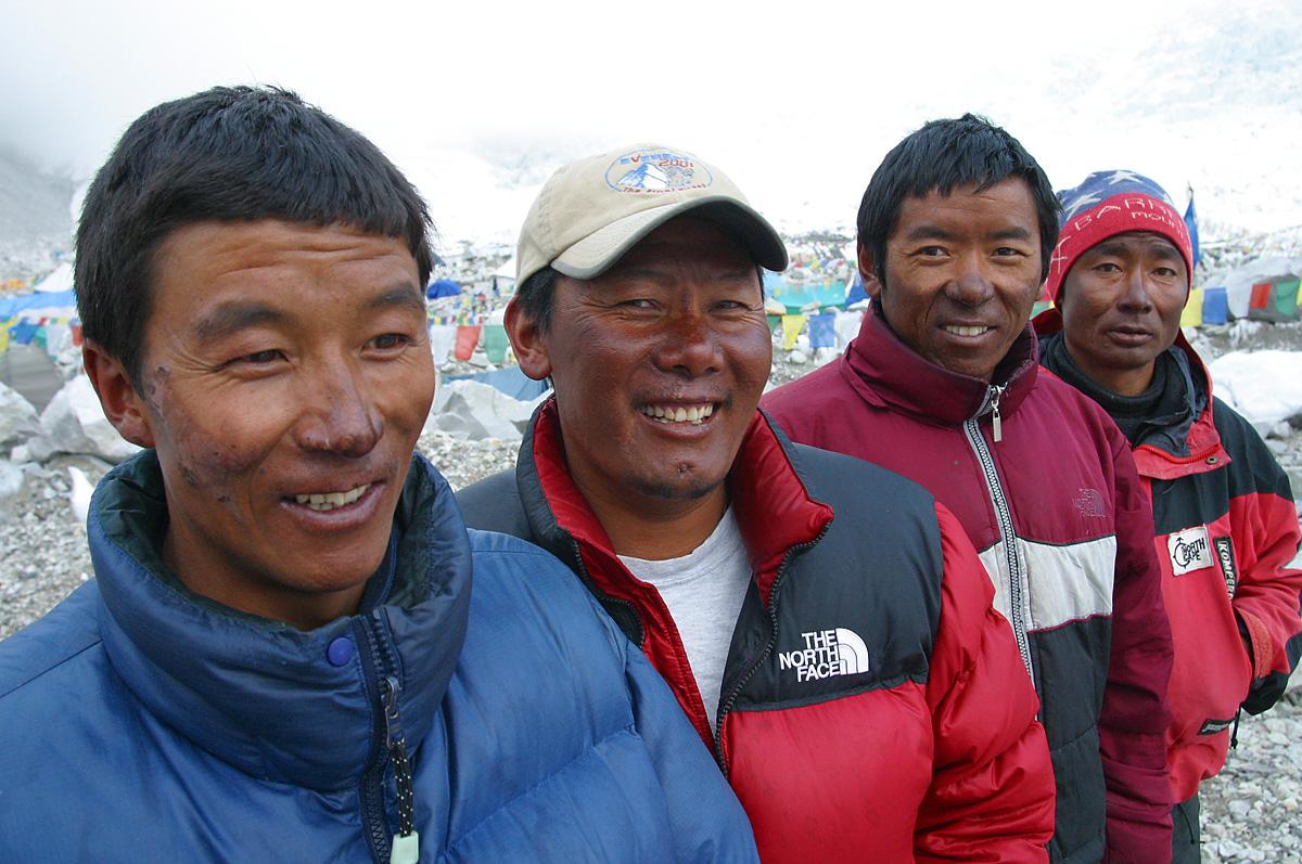 Film a nepáli serpák tragédiájáról