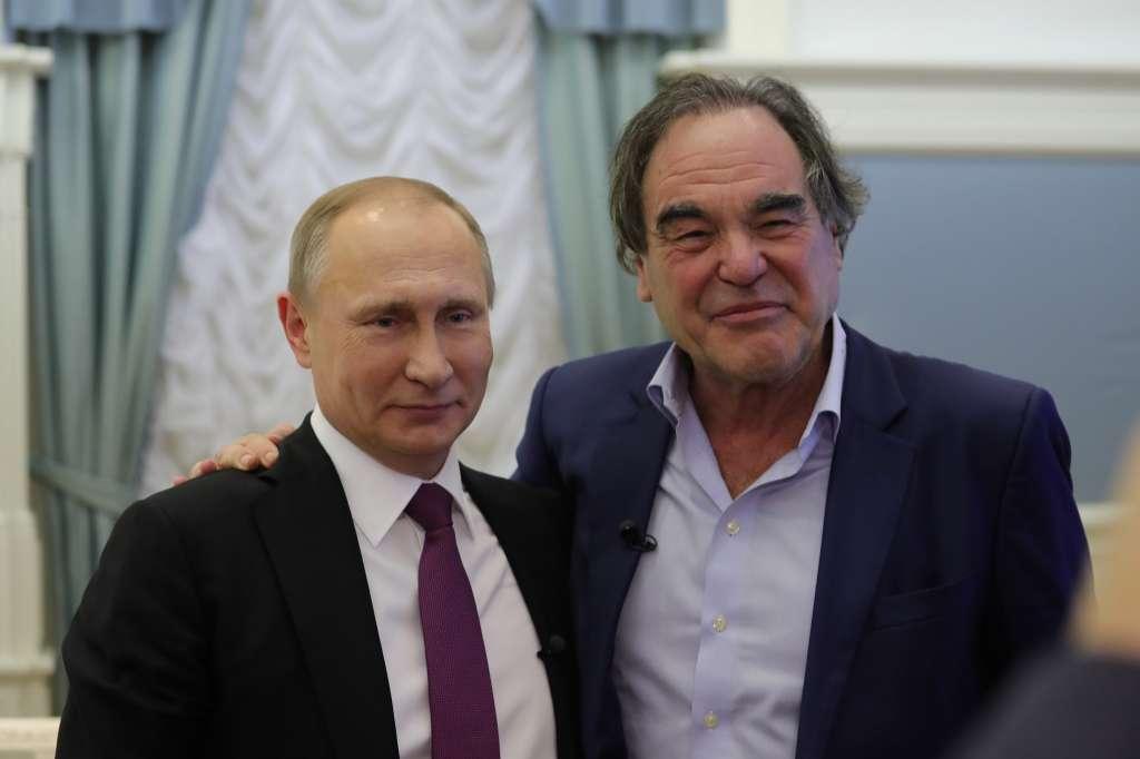 Botrányos Oliver Stone Putyin-filmje?