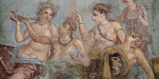 """Mit jelentett az ókori rómaiaknál a """"csók joga""""?"""