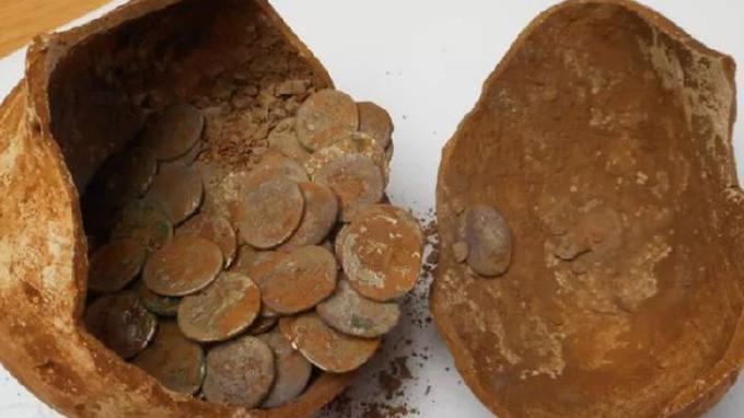 Római kori pénzérméket találtak Angliában